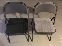 6 folding chairs Arlington, 22209