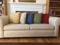 Sleeper sofa - makes into double bed Gaithersburg, 20877