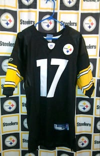 Mike Wallace - Stitched Jersey size 48 Pittsburgh, 15227