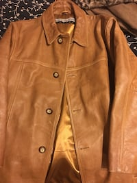 Men's Genuine Leather Jacket Brampton, L6W 1M4