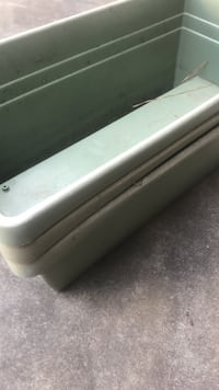 white and gray plastic container Sherrills Ford, 28673