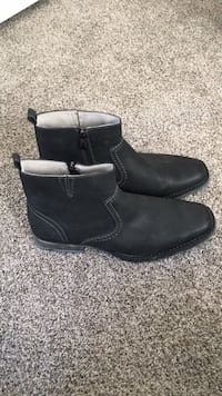 Mens Leather boots Bel Air, 21015