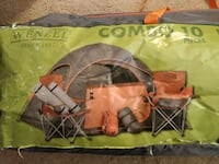 Camping tent with accessories Norfolk, 23507