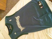 black and green Adidas jersey Takoma Park, 20912