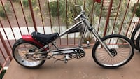 Vintage collectible sting ray west coast chopper bike
