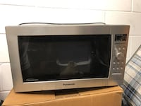 Panasonic Inverter Power Grill Microwave Mississauga, L5R