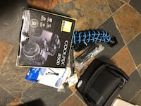 Nikon coolpix b500 + accessories  Lakewood, 80227