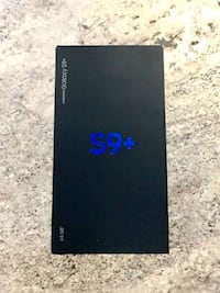 Brand New Sealed Samsung S9 Plus