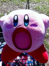 pink character plush toy Houston, 77093
