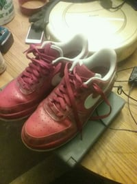 Air force ones in red Omaha, 68108