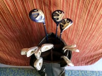 GOLF CLUBS: RH PRO KENNEX SET Hampton