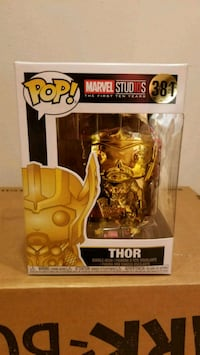 Pop ! Marvel thor golden  Etobicoke, M9V 1N8