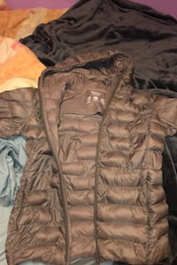Roots bubble jacket