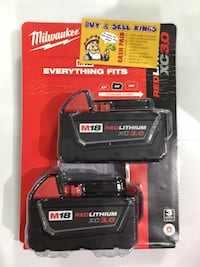 MILWAUKEE TOOL M18 BRAND NEW IN BOX (2) Toronto, M1H 2A7