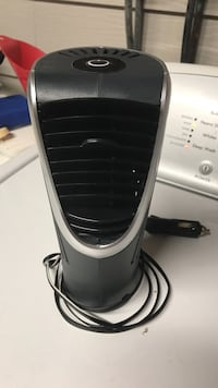 black and gray space heater Brooksville, 34613