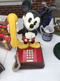 Mickey Mouse White Marsh, 21162