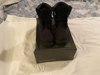 Timberland Womans  Black Boots