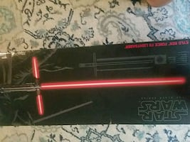 Star Wars Kylo Ren Force Fx lightsaber