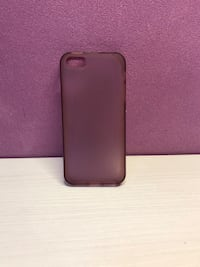 cover viola morbida per iphone 5/5S  Parma, 43122