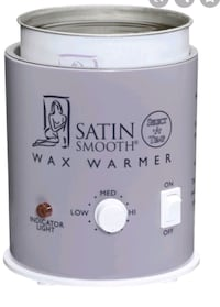 Satin Smooth Compact Wax Warmer and Full Wax