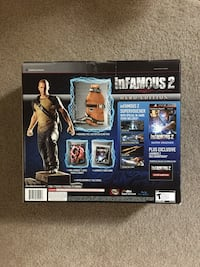PS3 inFAMOUS 2 Hero Edition PlayStation 3 Laurel