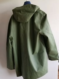 Stutterheim unisex raincoat. Retail $395.00