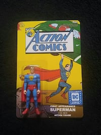 Superman (Original Appearance) Collectible Figure