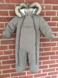 Thermal Toddler Boy Winter Suit, Chicco, 15 M Washington, 20012