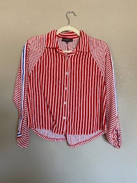 Striped Womens shirt