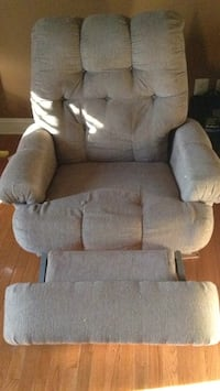 Quick sale, reclining sofa rotating chair