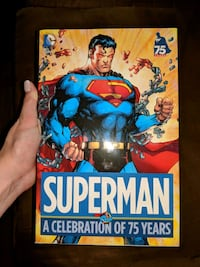 Superman: Celebration of 75 years  New Westminster, V3L 3P2