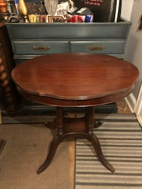 Antique Accent Table Silver Spring, 20901