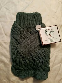 OUTDOOR DOG XS SWEATER