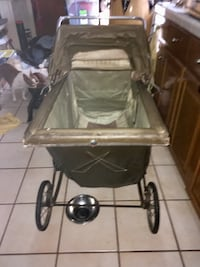 1940s Thayer  baby carriage Sebring, 33870