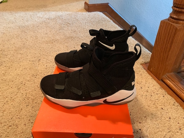 the best attitude 8d68a afda1 Nike Zoom Lebron Soldier Xi basketball shoes