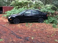 2007 Ford Focus 4dr Sdn S Oregon City, 97045