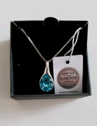 Swarovski Crystal Necklace from Nic and Syd  Toronto, M6H