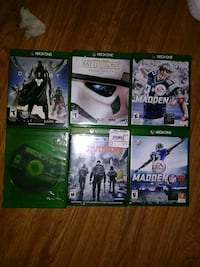 Xbox One Games  Los Angeles, 90032
