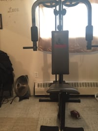 Workout machine (weight bench) Toronto