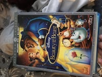 Disney Beauty and The Beast movie case