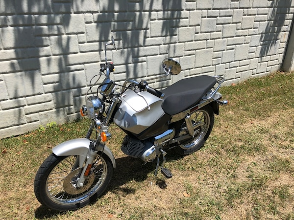 2005 Tomos streetmate moped