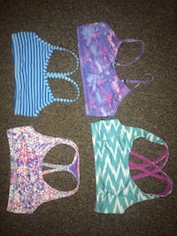 Kids four assorted color bikini ivviv, some off them sold North Vancouver, V7K 2H4