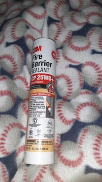 1 tube fire barrier caulking  Cranston