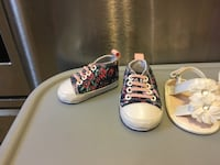 0-3m baby girl shoes *MAKE AN OFFER*  St Thomas, N5R 2T3