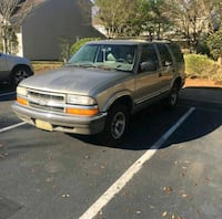 2001 Chevy Blazer Summerville