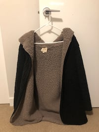 Reversible Teddy Jacket Urban Outfitters Burnaby, V3N 0G5