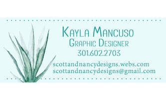 Logo and business card graphic designer