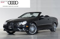 2007 M-Benz CLK  550 Cabriolet  with only 99,784km Newmarket