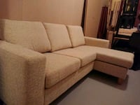 Sofa m/chaise lounge  Randaberg, 4070