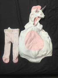 Baby girl unicorn costume Pickering, L1V